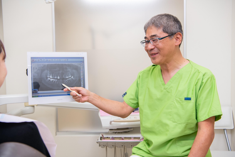 当院のむし歯治療について